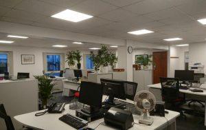 Insurance Broker Office 1