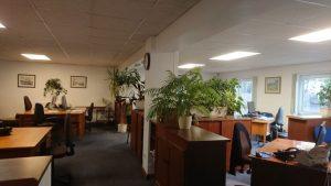 Insurance Office Pre-Refurbishment